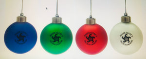 RCPM Lighted Ball Ornament