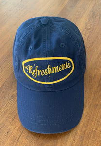 Refreshments Unstructured Hat