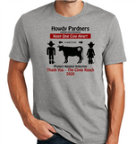 One Cow Apart - Tee Shirt