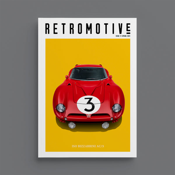 RETROMOTIVE - US Launch Issue