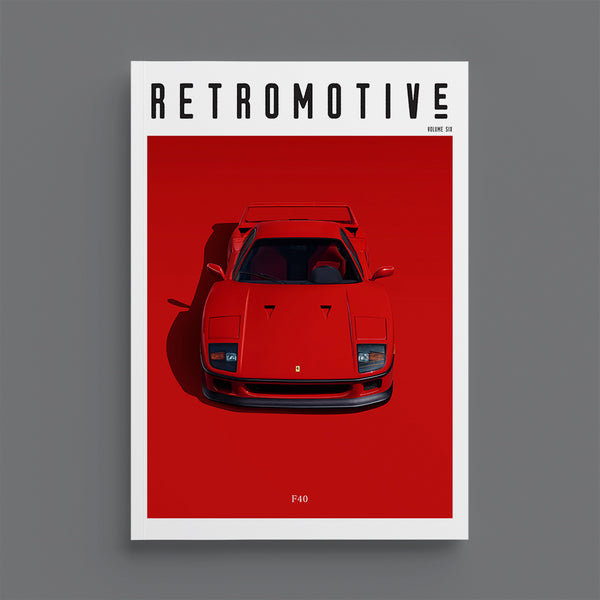 RETROMOTIVE - VOLUME 6