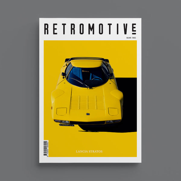 RETROMOTIVE - VOLUME 3
