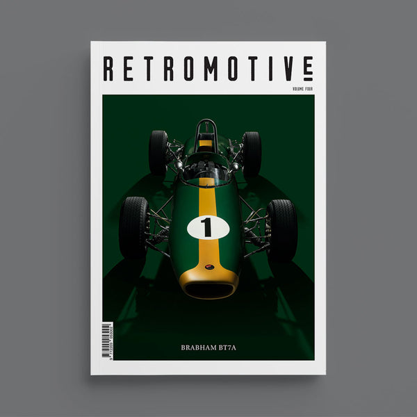 RETROMOTIVE - VOLUME 4