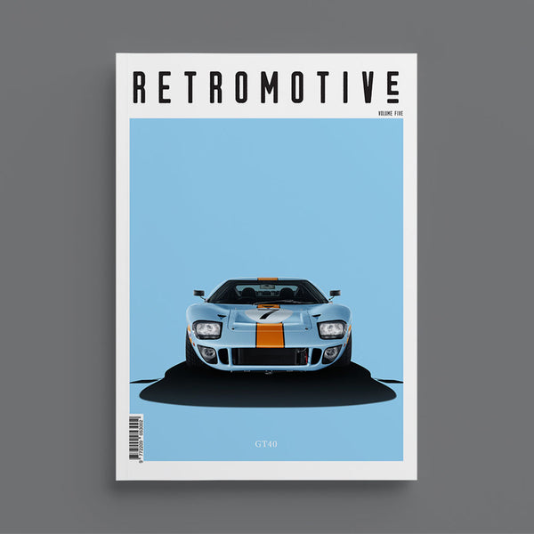 RETROMOTIVE - VOLUME 5