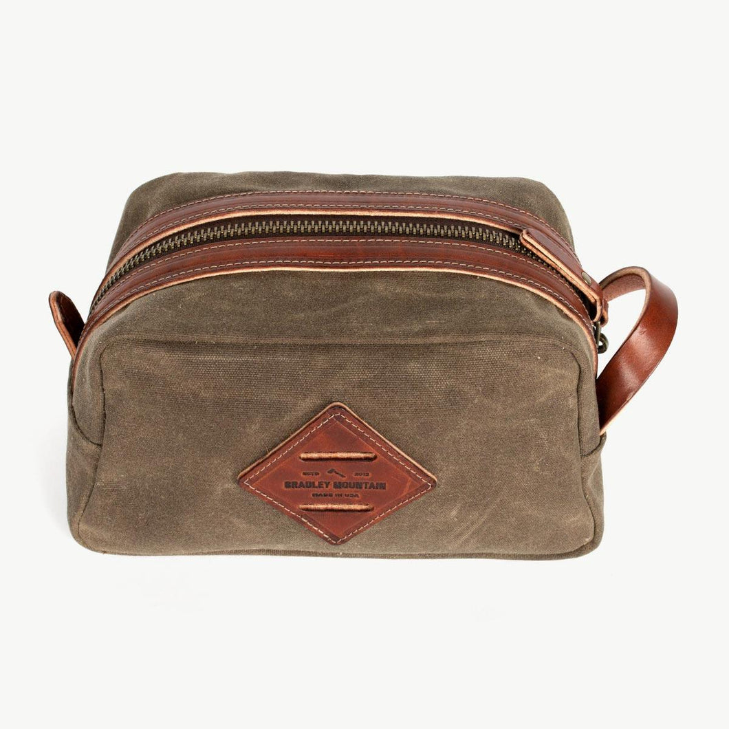 Dopp Kit | Field Tan