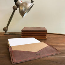 Load image into Gallery viewer, Leather Journal | Brown