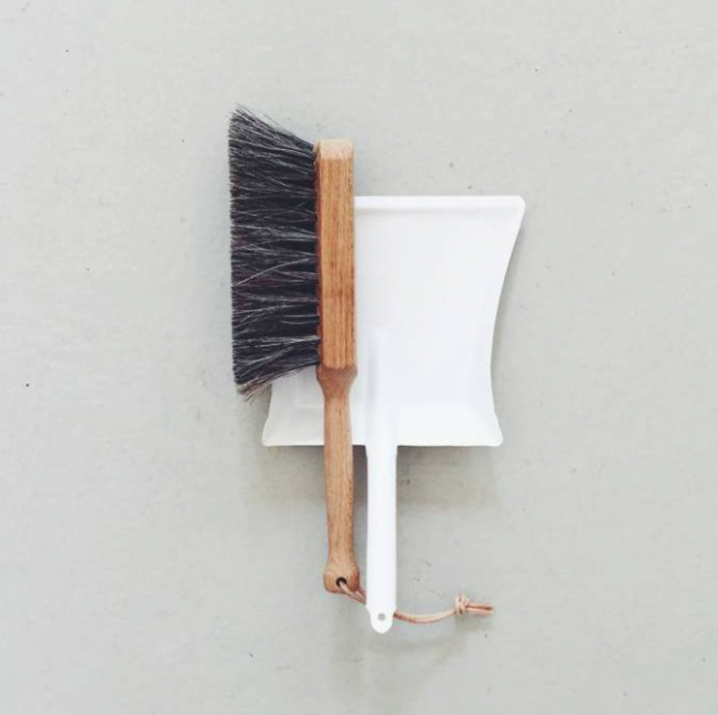 Children's Brush and Dustpan