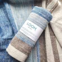 Load image into Gallery viewer, Linen Travellers Towel/Wrap