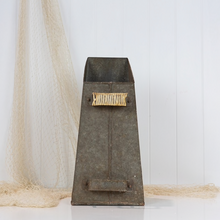 Load image into Gallery viewer, Vintage Galvanized Jug