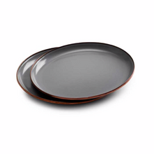 Load image into Gallery viewer, Enamel Deep Plates | Set of 2