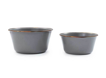 Load image into Gallery viewer, Enamel Mixing Bowls | Set of 2