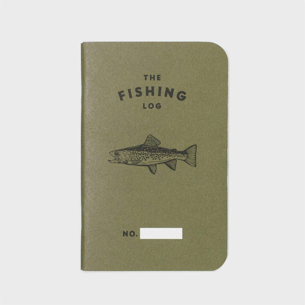 Fishing Log Notebook | 3 Pack