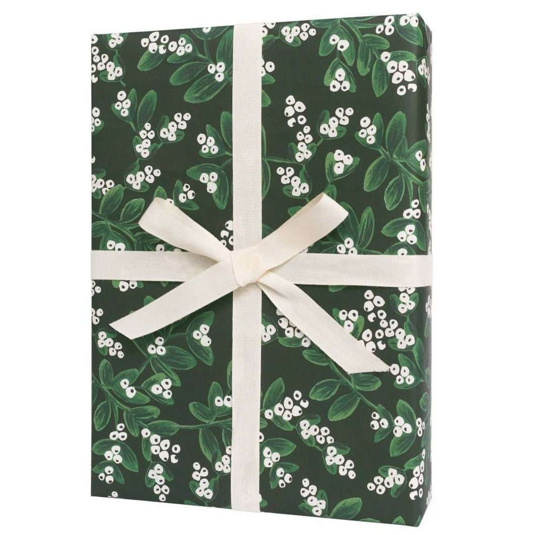Wrapping Sheet Evergreen