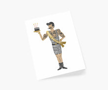 Load image into Gallery viewer, Strongman Birthday Card