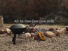 Load and play video in Gallery viewer, All In One Cast Iron Grill
