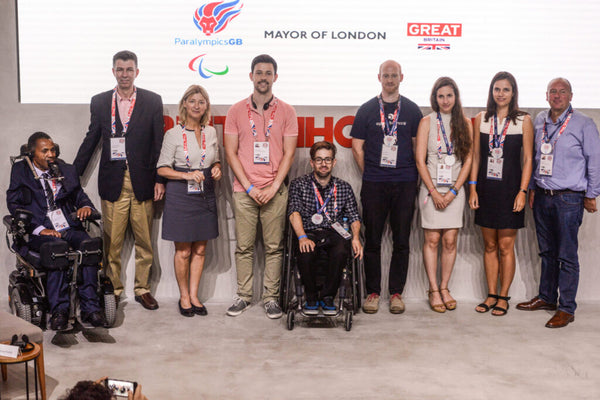 Silver Win for Walk With Path in Brazil for the Paralympic Games