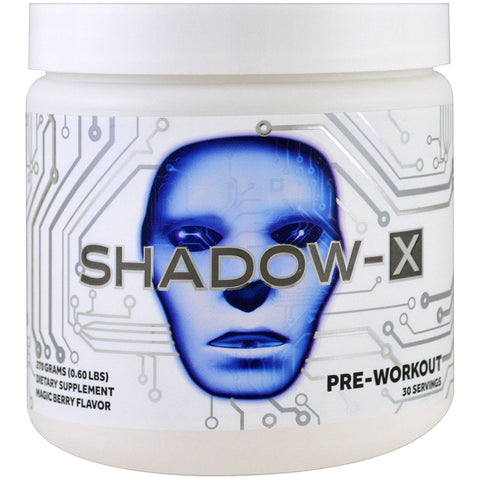 Cobra Labs Shadow-X Pre-Workout 270g