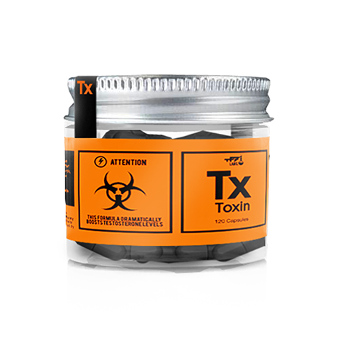 TF7 Labs Toxin 120caps