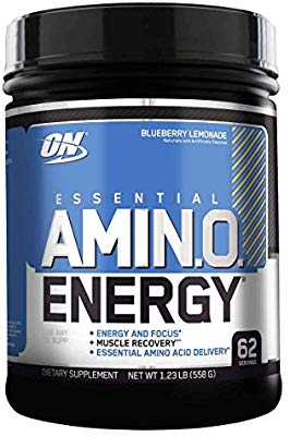Optimum Nutrition Amino Energy 588g (62servings)