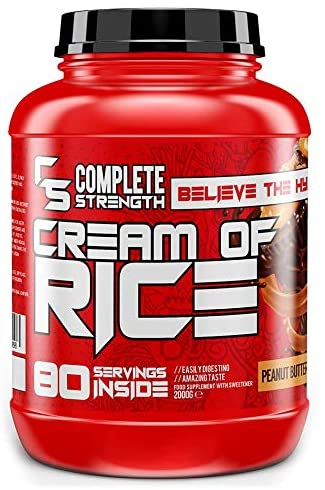 Complete Strength Cream of Rice 2000g