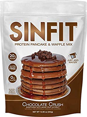 Sinister Labs SINFIT Protein Pancake & Waffle Mix 342g