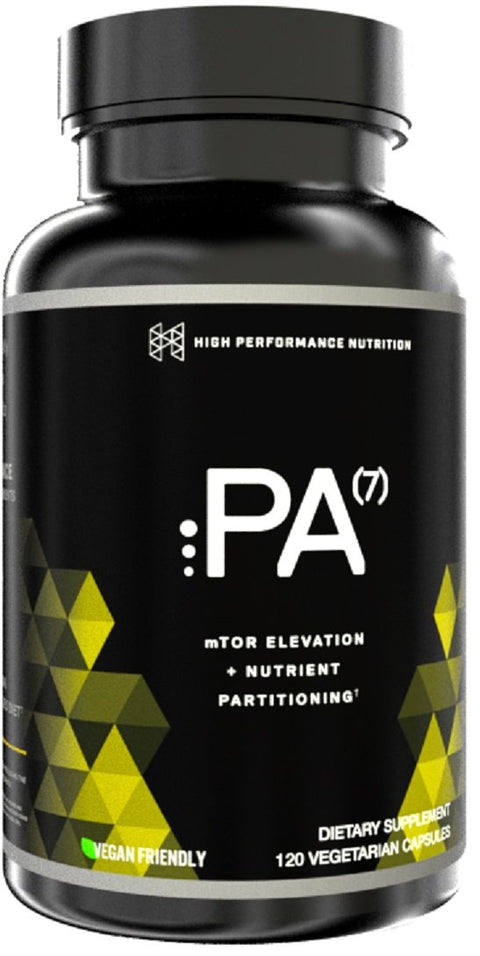 High Performance Nutrition PA(7) 120caps