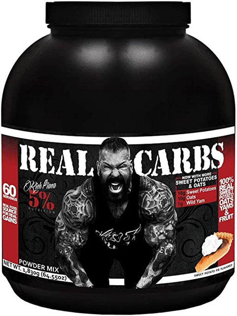 Rich Piana 5% Nutrition Real Carbs 1860g
