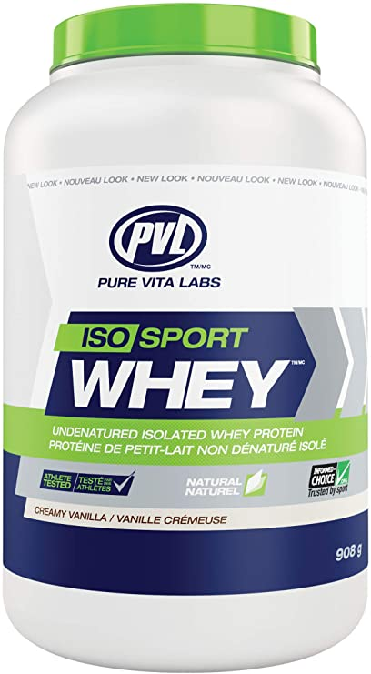 PVL Iso Sport Whey 908g