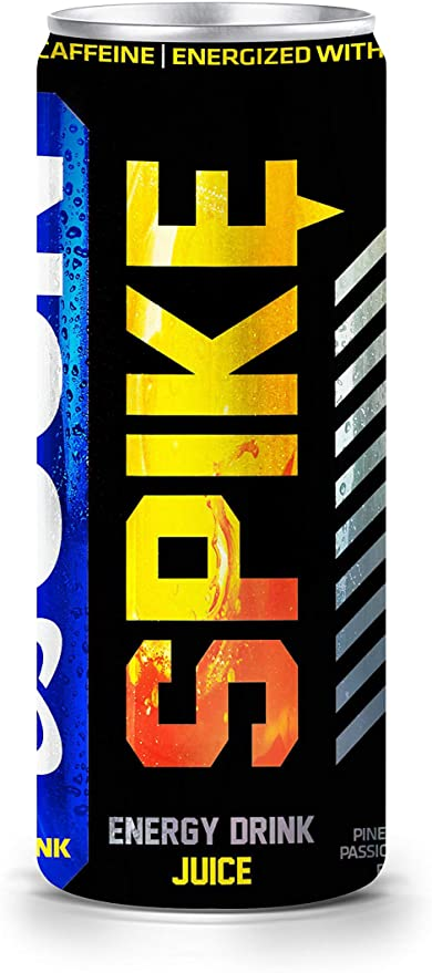USN Spike Energy Drink Juice 250ml