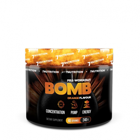 7 Nutrition BOMB Pre-Workout