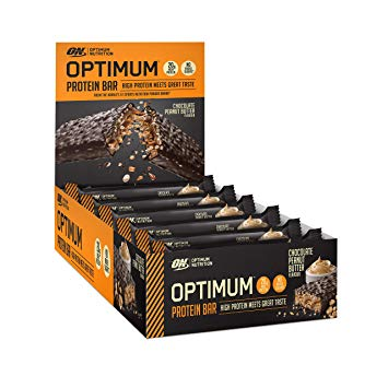 Optimum Nutrition Protein Bar Box 10x60g