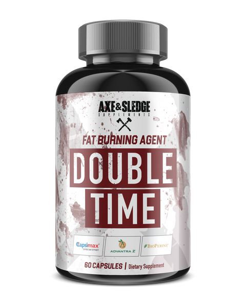 AXE & SLEDGE Double Time Fat Burning Agent 60caps