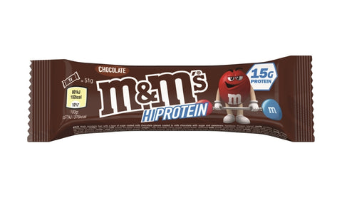 M&M's Hi Protein Bar Chocolate 51g