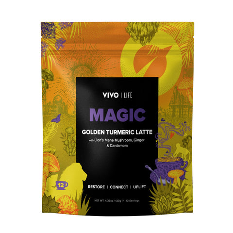 Vivo Life Magic Golden Turmeric Latte 120g