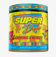 Super Duper Gaming Energy - 30 Scoops