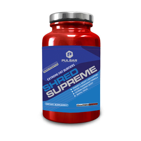 Pulsar Nutrition Shred Supreme 60tabs