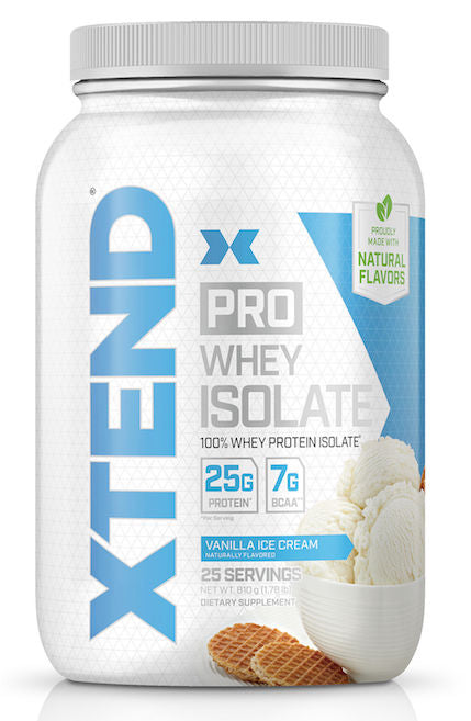Scivation Xtend Pro Whey Isolate 826g
