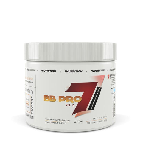 7Nutrition BB Pro Vol.2 240g