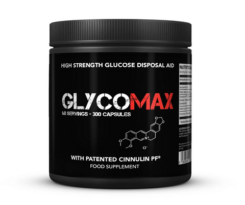 Strom Sports Nutrition GlycoMax - 60 servings
