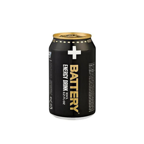 BATTERY Energy Drink Original 33cl