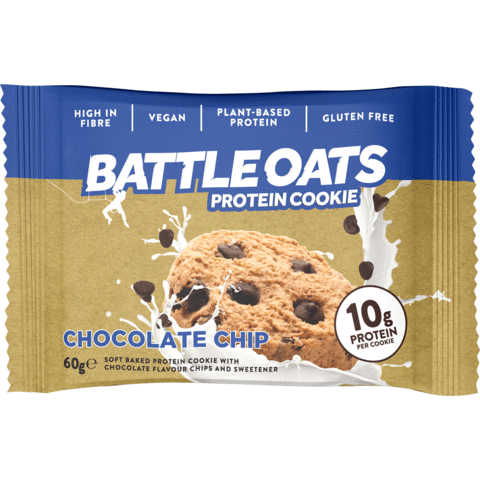 Battle Oats Protein Cookie 60g