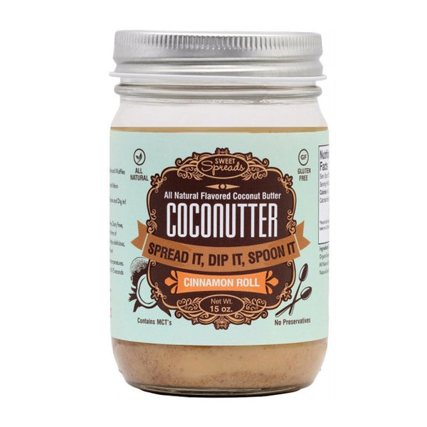 Sweetspread Coconutter 425g