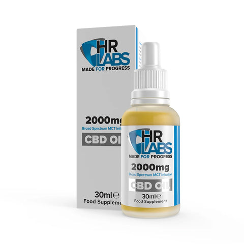 HR Labs CBD Oil 2000mg