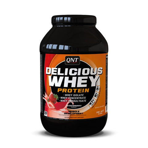 QNT Delicious Whey 2.2 kg
