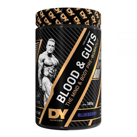 DY Nutrition Blood & Guts 380g
