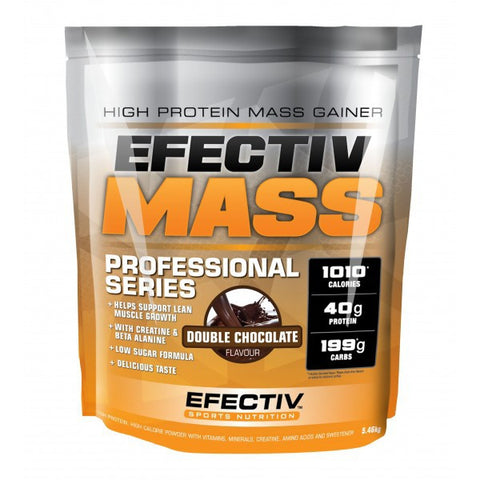 EFECTIV Nutrition Mass 5400g