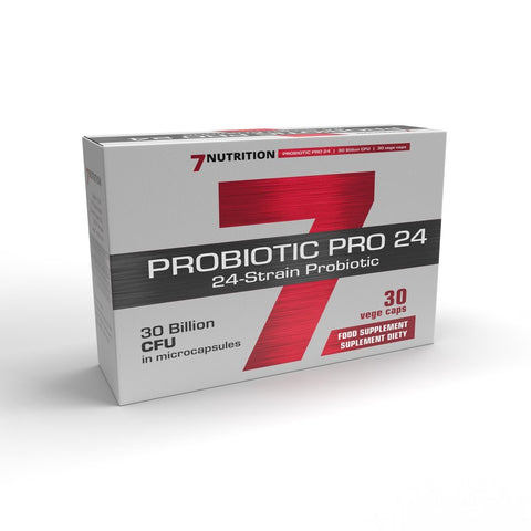 7Nutrition Probiotic Pro 24 30caps