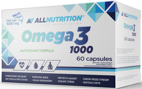 Allnutrition Omega3 1000 60caps