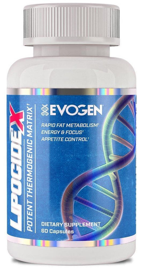 Evogen LipocideX 60Caps