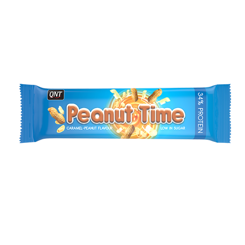 QNT Peanut Time Bar 60g